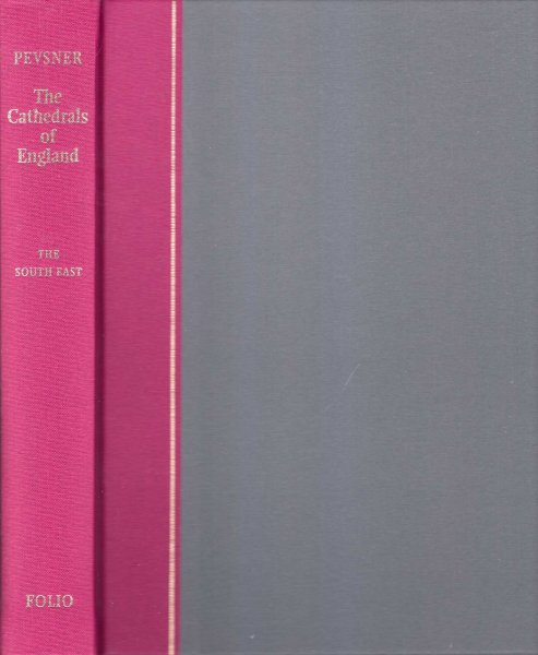 Image for The Cathedrals of England : The South East
