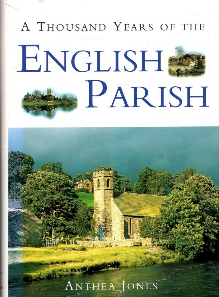 Image for A Thousand Years of the English Parish : Medieval Patterns and Modern Interpretations