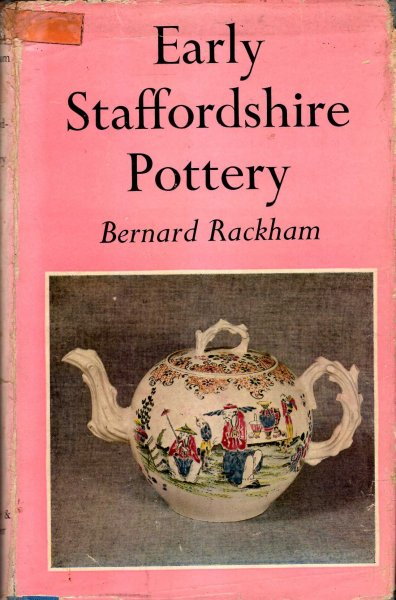 Image for Early Staffordshire Pottery
