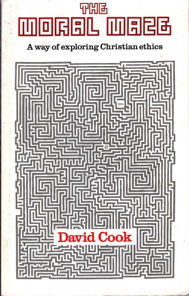 Image for The Moral Maze,  a way of exploring Christian ethics