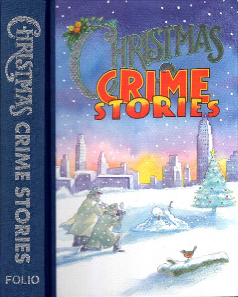 Image for The Folio Book of Christmas Crime Stories