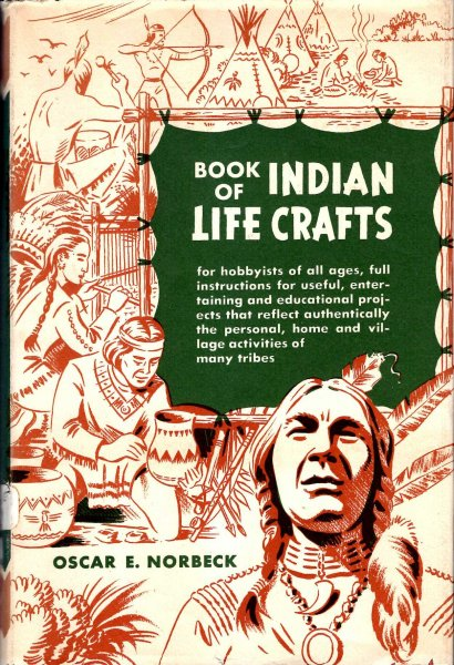 Image for Book of Indian Life Crafts