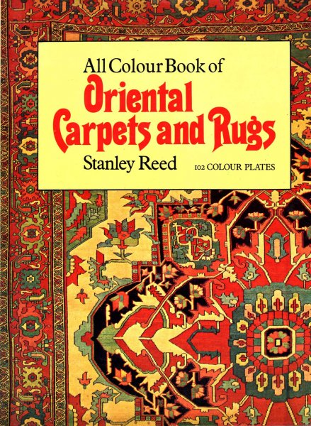 Image for All Colour Book of Oriental Carpets and Rugs