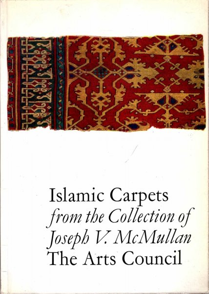 Image for Islamic Carpets from the Joseph V McMullan Collection, Hayward Gallery 19th Oct - 10 Dec, 1972