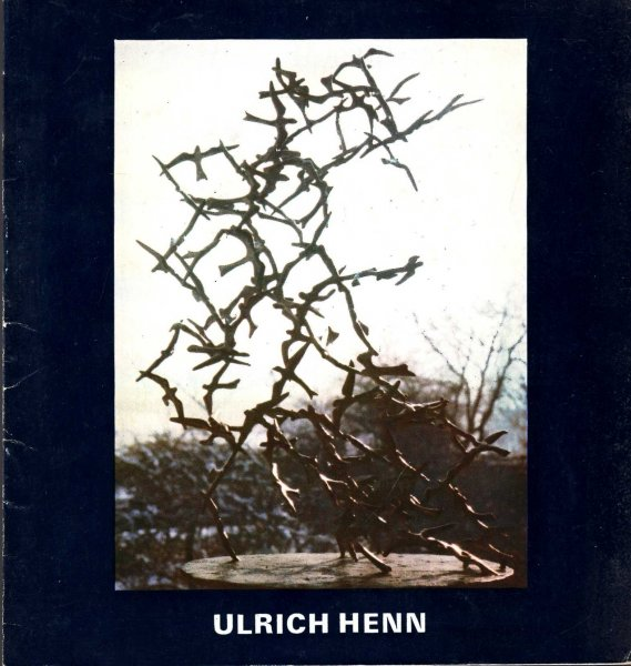 Image for Ulrich Henn : Ecclesiastical and Domestic Sculpture 21 Nov - 23 Dec, 1974
