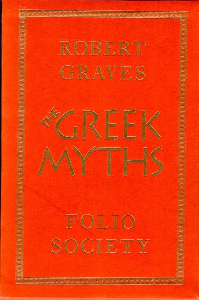 Image for The Greek Myths (two volumes)