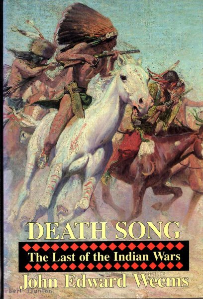 Image for Death Song : The Last of the Indian Wars