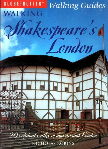 Image for Walking Shakespeare's London (Globetrotter Walking Guides)