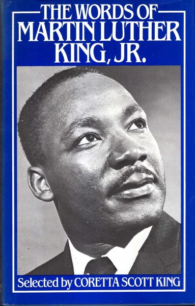 Image for The Words of Martin Luther King