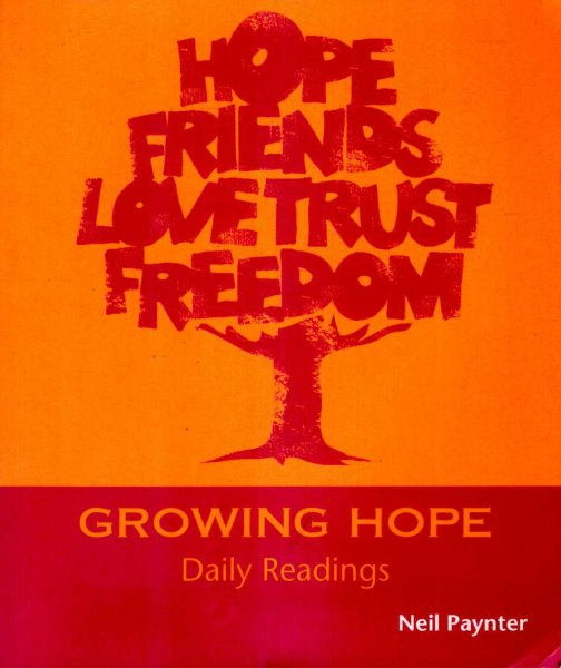 Image for Growing Hope: Daily Readings