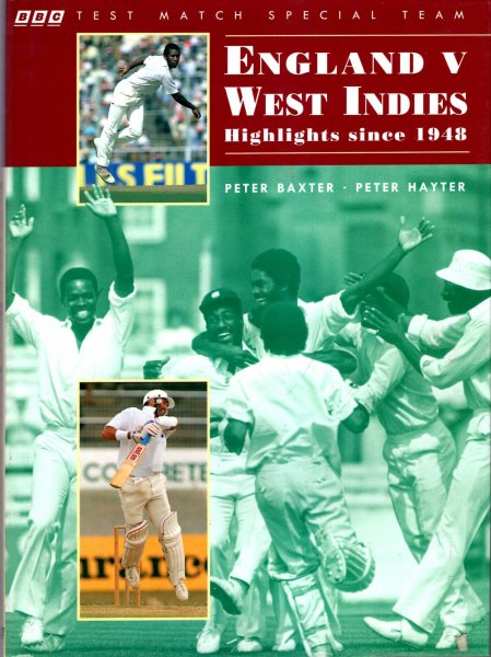 Image for England Versus West Indies : Highlights Since 1948