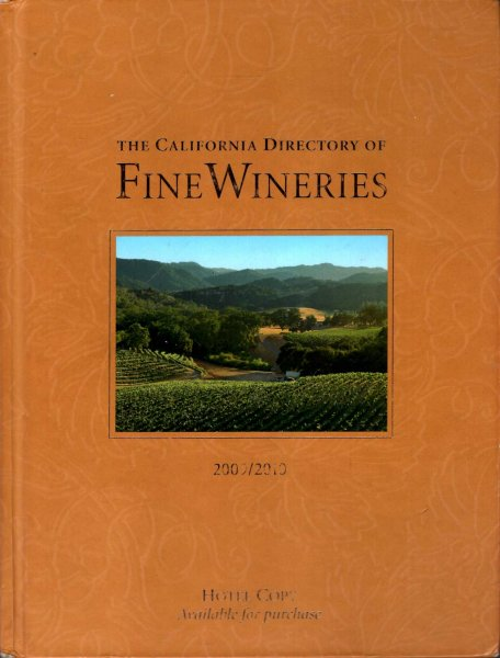 Image for The California Directory of Fine Wineries