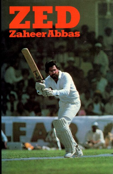 Image for Zaheer Abbas: An Autobiography
