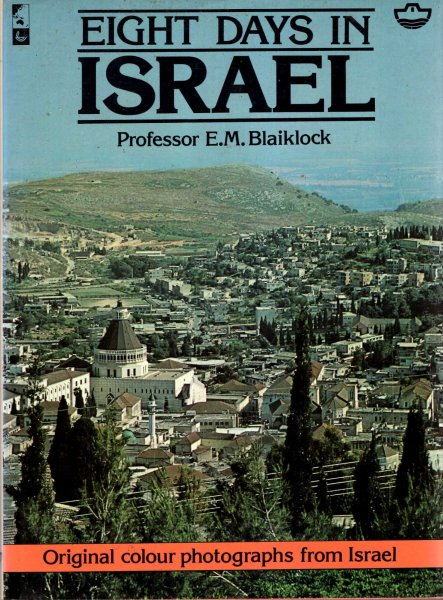 Image for Eight Days in Israel, original colour photographs from Israel