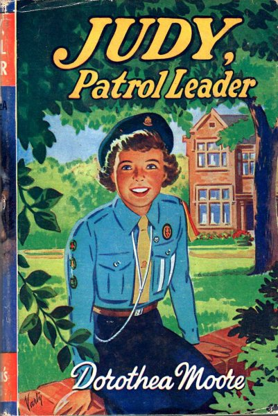 Image for Judy, Patrol Leader