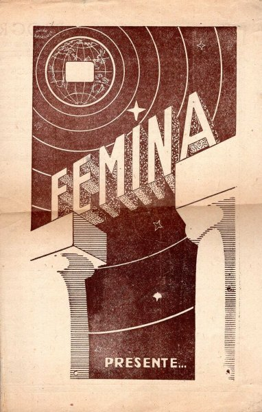 Image for Femina Cinema (Bordeaux) : Programme du 22 au 28 Mai 1945