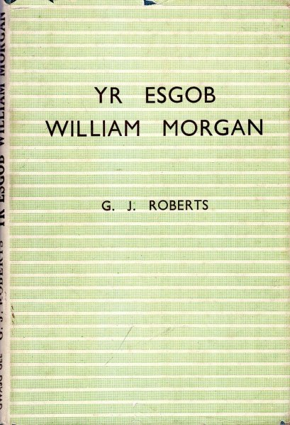 Image for Yr Esgob William Morgan