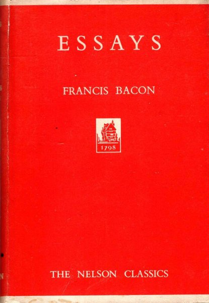 Image for The Essays of Francis Bacon