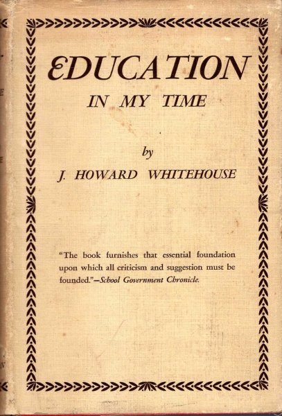 Image for Education - In My Time