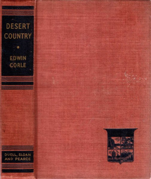 Image for Desert Country