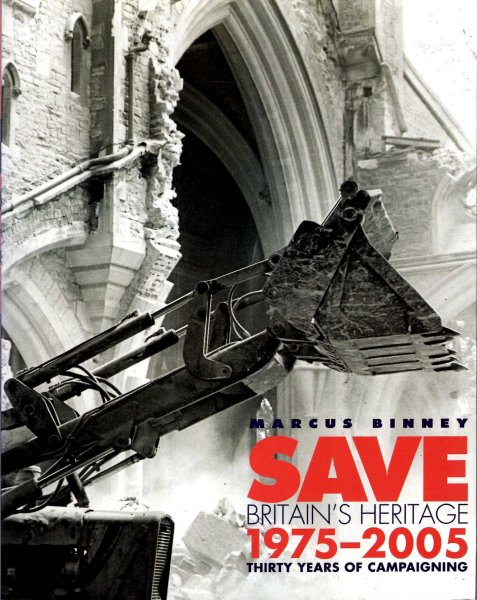 Image for Save Britain's Heritage 1975 - 2005 : thirty years of campaigning