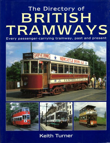 Image for The Directory of British Tramways