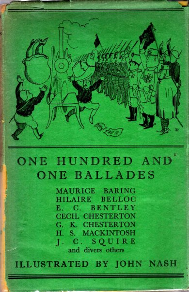 Image for One Hundred & One Ballades