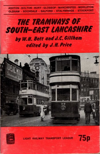 Image for Tramways of South-east Lancashire