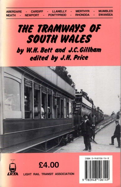 Image for The Tramways of South Wales