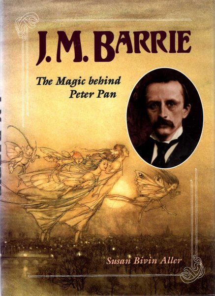 Image for J.M. Barrie: The Magic behind Peter Pan
