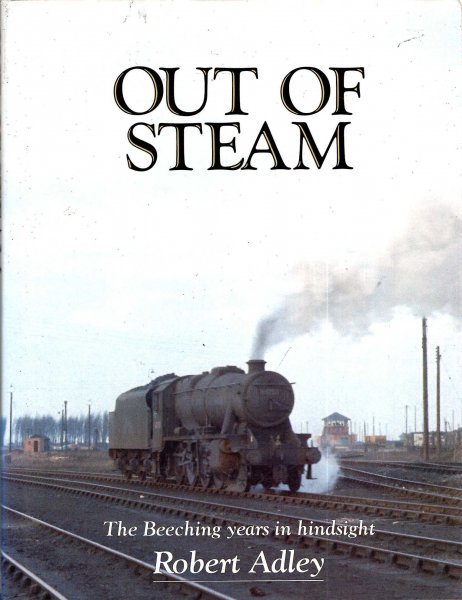 Image for Out of Steam : The Beeching Years in Hindsight