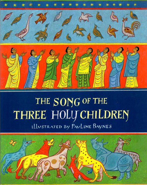 Image for The Song of the Three Holy Children