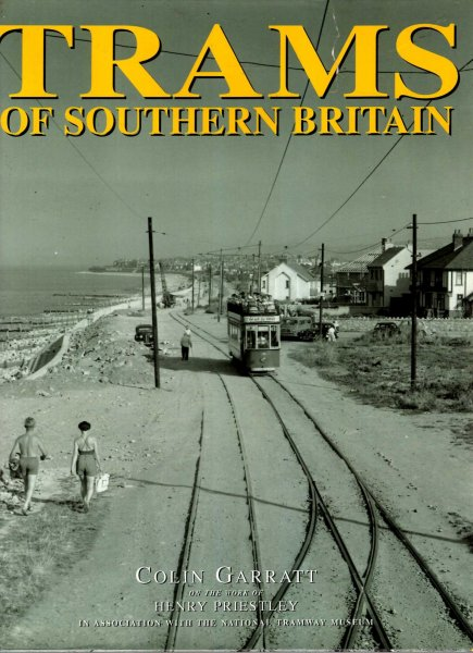 Image for Trams of Southern Britain