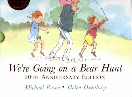 Image for We're Going On A Bear Hunt 20th Anniversary edition