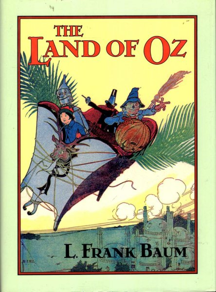 Image for The Land of Oz
