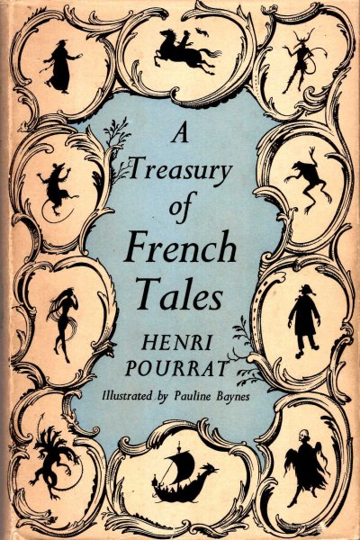 Image for A Treasury of French Tales