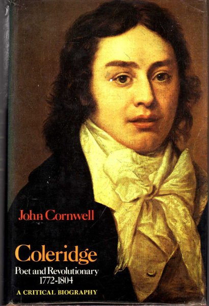Image for Coleridge, Poet and Revolutionary, 1772-1804;: A critical biography