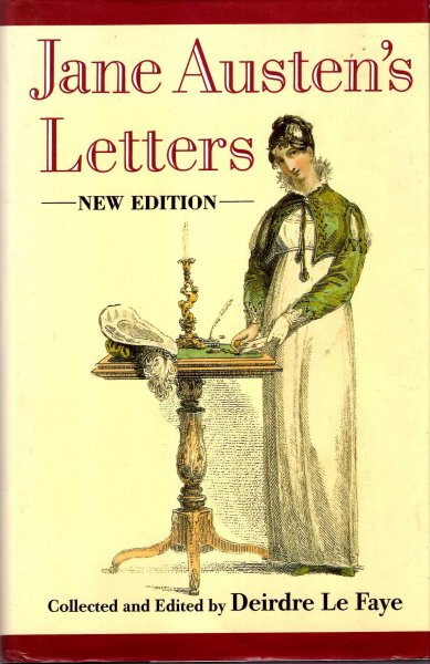 Image for Jane Austen's Letters
