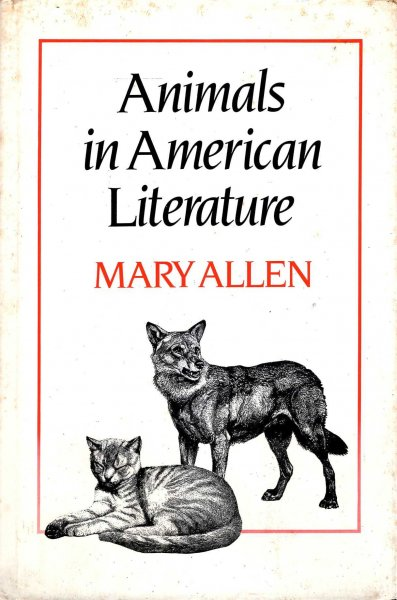 Image for Animals in American Literature