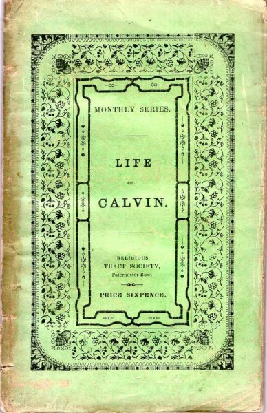Image for The Life of Calvin : Monthly Series