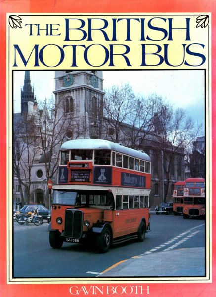 Image for The British Motor Bus