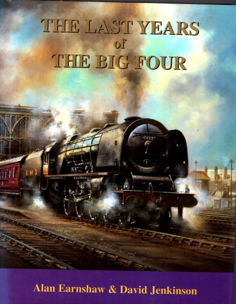 Image for The Last Years of the Big Four