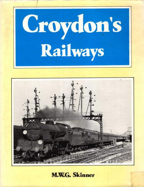 Image for Croydon's Railways