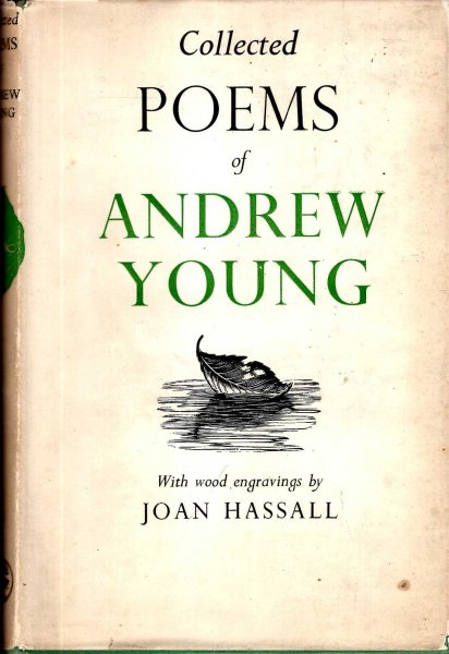 Image for Collected Poems of Andrew Young