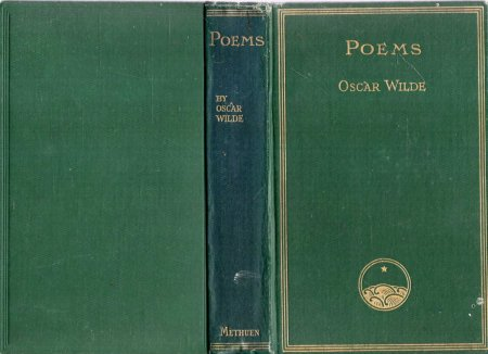 Image for Poems of Oscar Wilde with The Ballad of Reading Gaol
