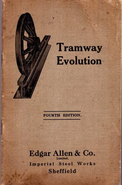 Image for Tramway Evolution (three parts in one book)
