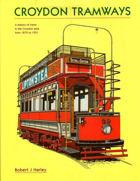 Image for Croydon Tramways including the South Metropolitan Tramways & Lighting Co