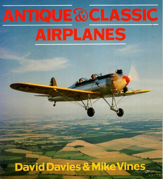 Image for Antique and Classic Aeroplanes