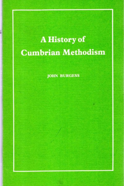 Image for A History Of Cumbrian Methodism