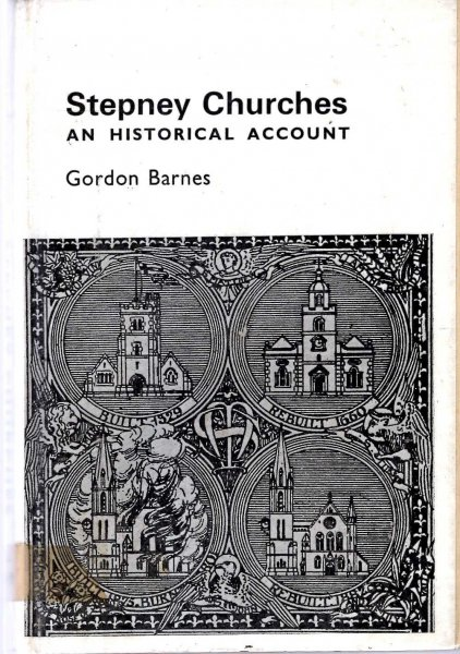 Image for Stepney Churches an historical account